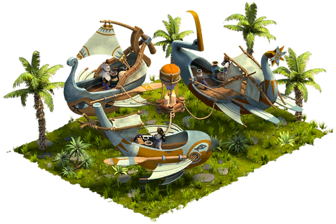 Amuni-Schiffe