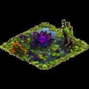 Schwarze Lotus