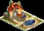 Brennender Brunnen