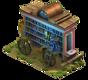 Bibliothekarswagen