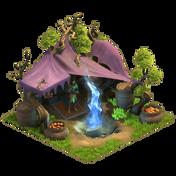 Magische Mana-Hütte