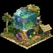 Meerjungfrauen-Paradies Level 10
