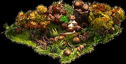 Eichhörnchen-Viertel