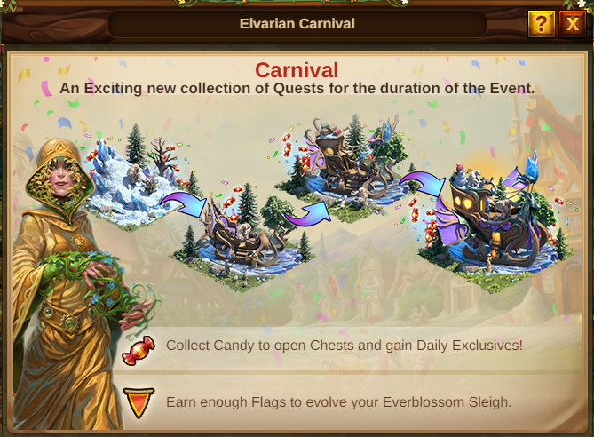 Karneval Event 2021 Event Intro