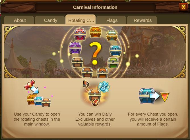 Karneval Event 2021 Event info Screenshot Tab 3