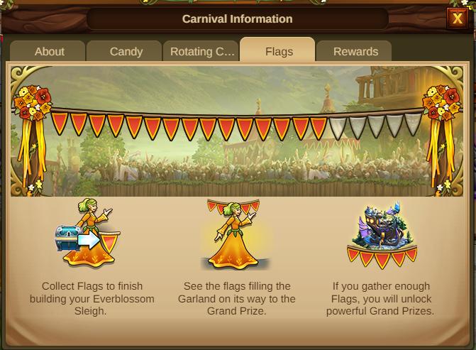 Karneval Event 2021 Event info Screenshot Tab 4