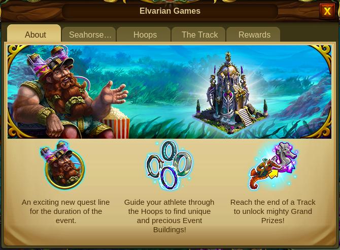 Elvarische Spiele 2021 Event Info Tab 1