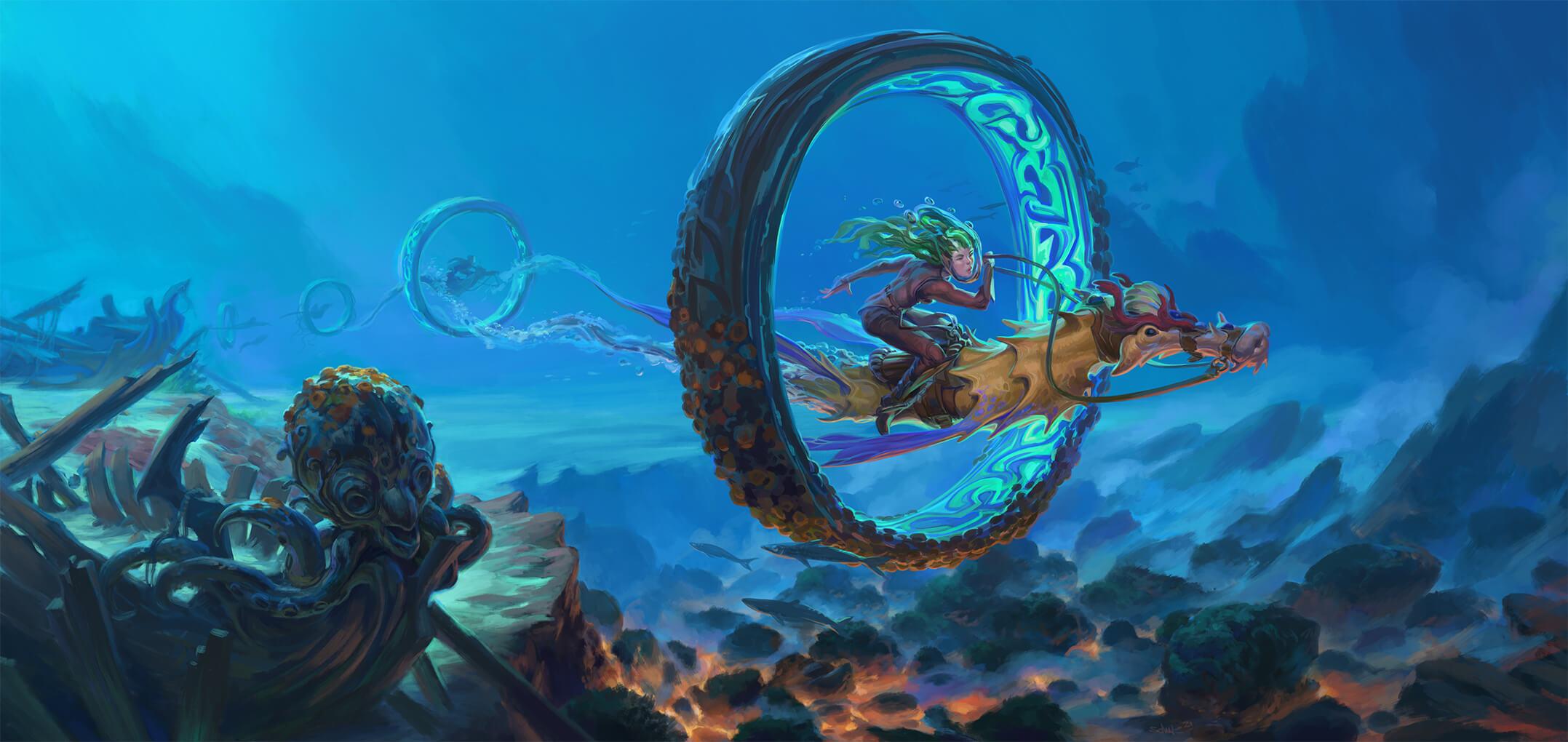 Elvarische Spiele Event 2021 Event Hintergrundbild