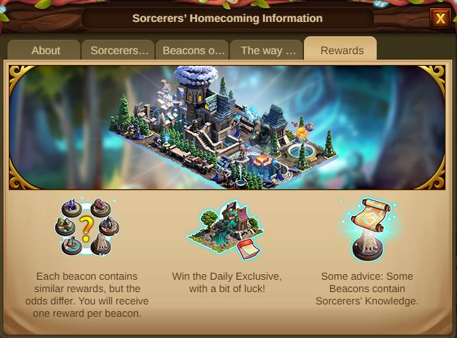 Die Heimkehr der Zauberer 2021 Event Info Tab 5