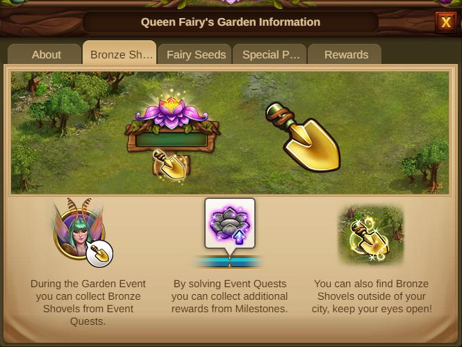 Garten der Feenkönigin 2021 Event Info Tab 2