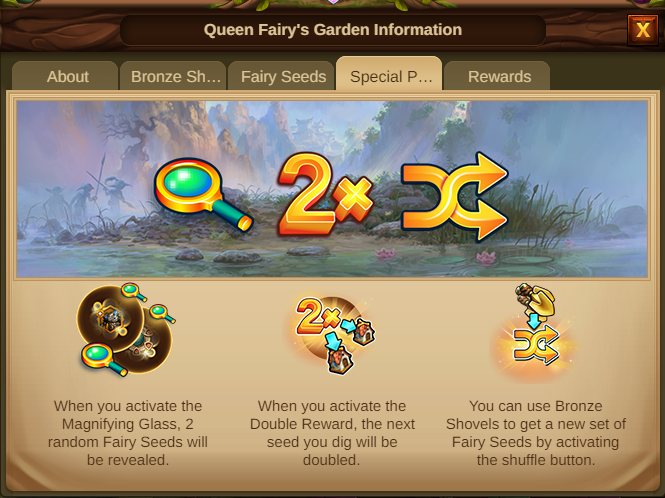 Garten der Feenkönigin 2021 Event Info Tab 4